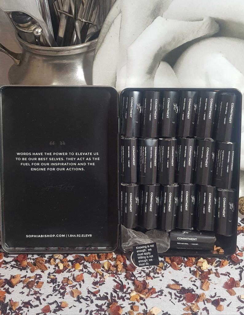 COMMITMENT - EARL GREY BLACK TEA